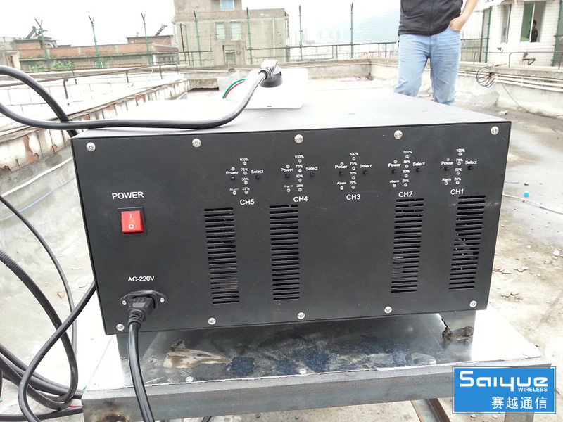 七星关区看守所手机信号屏蔽器安装案例