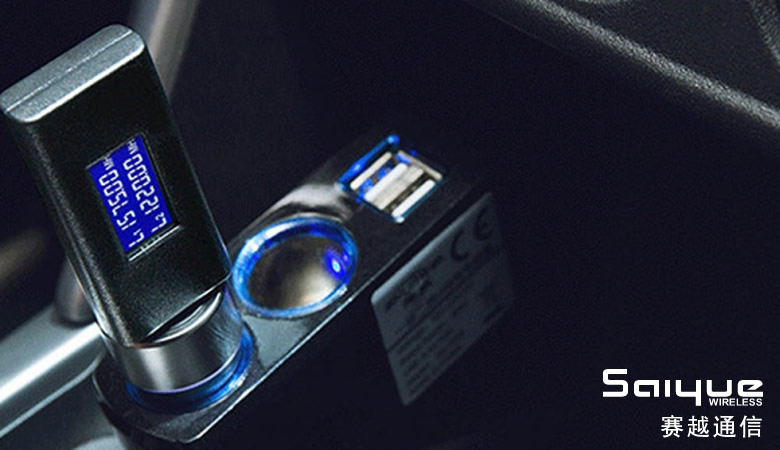 车载车库两用型手机GPS信号屏蔽器的特点