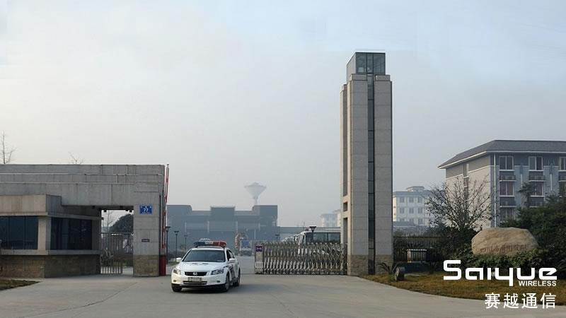 四川眉州监狱全网通无线信号屏蔽系统案例