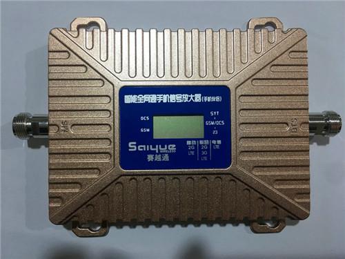手机信号放大器,可以放大5G信号吗?