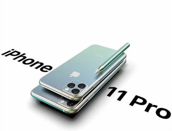 iPhone 11或将配备手写笔