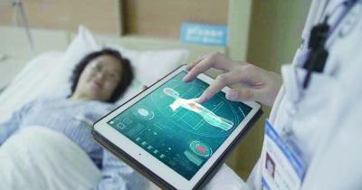 5G助跑远程智慧医疗-手机信号增强器